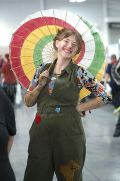 A really great Kaylee cosplayer! ~M x