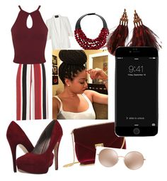 """Untitled #79"" by jazzylashay on Polyvore featuring Zeus+Dione, Fairchild Baldwin, River Island, Louis Vuitton, Michael Antonio, Miss Selfridge and Michael Kors"