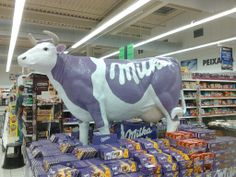 Milka - Mirandela supermarket