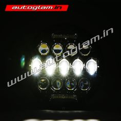 CREE LED headlights provides a unique and fresh look to the bike. Accessories Online, Bike Accessories, Online C, Royal Enfield, Led Headlights, All Cars, India, Facebook, Twitter