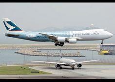 Boeing | 747-867F/SCD | Cathay Pacific Airways Cargo | Hong Kong Trader | B-LJA | Hong Kong | HKG | VHHH