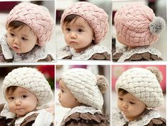 Knitted hat by Meisha1608Kids on Etsy