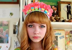 """Tavi Gevinson at Melbourne Writers Festival 2013 - I love her advice about criticism: """"You don't have to seek out criticism [by reading comments]."""" """"I think, would Beyonce be doing this? NO! She'd close the computer and go and be awesome."""""""