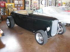 ford lowboy | 1932 Ford Roadster