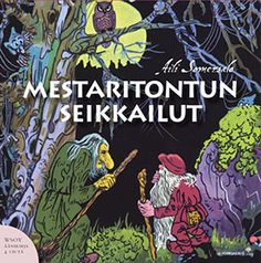 Favourite from my childhood. Parasta mitä lapsen mielikuvitukselle voi tarjota. Elves, Comic Books, Comics, Reading, Gnomes, Kids, Drawing Cartoons, Word Reading, Comic