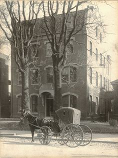 The original Retreat for the Sick Hospital on Grove Avenue American Civil War, American History, Virginia History, Confederate States Of America, Old Dominion, Richmond Virginia, Historical Society, Old Photos, Vintage Photos