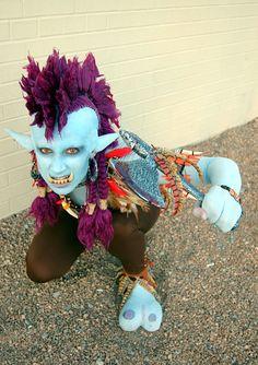 Hunter on da prowl... - World of Warcraft - Troll