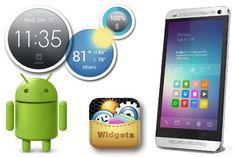 Son 6 widgets para Android que no pueden faltar en tu móvil