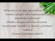 Kokonaisvaltaista hyvinvointia   Katja Saarinen 0453245736