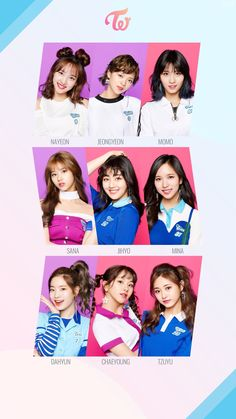 Nayeon, K Pop, South Korean Girls, Korean Girl Groups, Twice Kpop, Tzuyu Twice, Rhythm And Blues, Music People, Girl Bands
