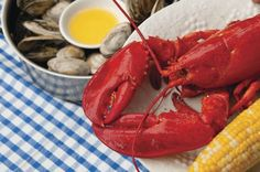 There is nothing like Maine lobster!