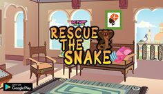 Knf Rescue The Snake is escape game from Knfgame. In this game we need to rescue the Snakes from a House inside. Hunter House, Escape Games, House Inside, Snakes, Objects, Home Decor, Decoration Home, Room Decor, A Snake