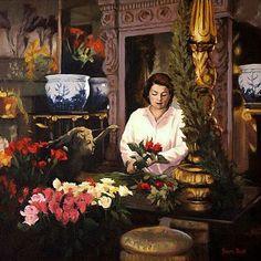 Pauline Roche   The Florist