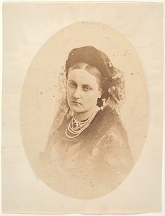 Virginia Oldoini - Countess of Castiglione, portrait, Photo by Pierre-Louis Pierson Fine Art Prints, Framed Prints, Poster Prints, Canvas Prints, Mma, Old Photos, Vintage Photos, Victorian Photos, Victorian Era