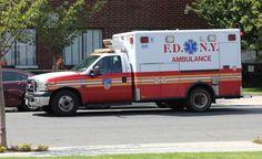 FDNY Ambulance 511 Ford F-450