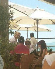 Tiffany and Nichkhun spotted on a date in Malibu? Korean People, Gossip News, Snsd, Girls Generation, Kpop Girls, Kdrama, Tiffany, Dj, Dating