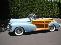 1947 Chevrolet Woodie