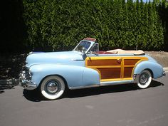 1947 Chevrolet Woodie