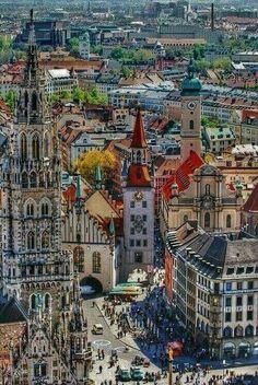 Munich Allemagne