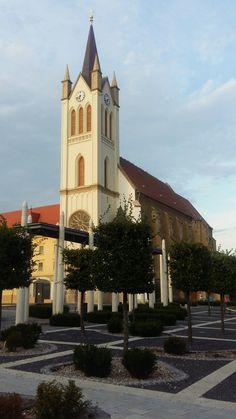 Keszthely Nagy templom Slovenia, Czech Republic, Homeland, Croatia, Austria, Explore, Group, Building, Travel