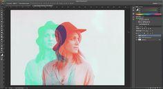 Double Color Exposure Video Instruction
