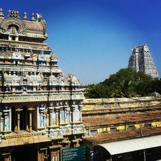 Srirangam-Tamil Nadu