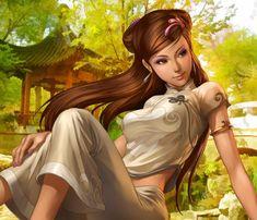 Japanese Girl -  Stanley Lau