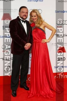 In Munich, the Prince and Princess of Schaumburg-Lippe attended the German Film Ball. ( Photo copyright: www.ppe-agency.com)