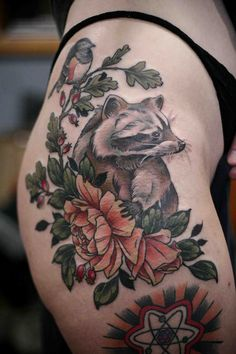 Tattoo #3 - Kristen Holliday