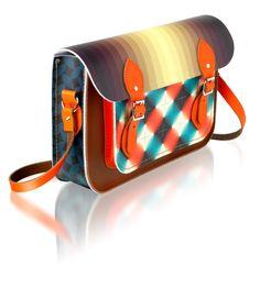 Basso & Brooke X Cambridge Satchel Company - divina! Cute Purses, Purses And Bags, Fashion Merchandising, Cambridge Satchel, Laptop Bag, Fashion Bags, Fashion Ideas, Saddle Bags, Messenger Bag