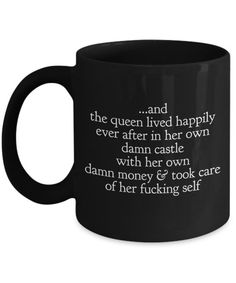 Funny Divorced Lorena And the Queen Lived Happily Ever After Funny Novelty Coffee Mug Great Gift for Divorced or Single Female Break Up Mug - Single Mom Meme - Ideas of Single Mom Meme - Single Mom Meme, Single Life, Happy Cup, Divorce For Women, Divorce Party, Mother's Day Mugs, Single And Happy, Getting Divorced, Change