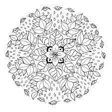 Resultado De Imagen De Imagenes Para Colorear Dificiles Mandalas