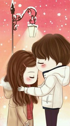 Chibi couple express your exact mood with these so-adorable and cute cartoon couple love images HD. Drop us your feedback and ideas about these incredible and innocent Love Cartoon Couple, Cute Love Cartoons, Cute Love Couple, Anime Love Couple, Cute Anime Couples, Chibi Couple, Cartoon Cartoon, Cartoon Smile, Cartoon Girls