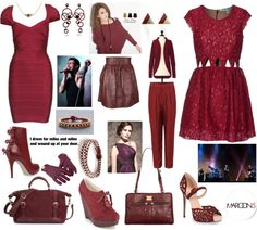 """""""Maroon 6... 7 and 8"""" by carolwatergirl on Polyvore"""