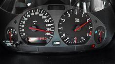 Dashboard BMW E36