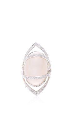 Warrior Ring by Deborah Pagani for Preorder on Moda Operandi