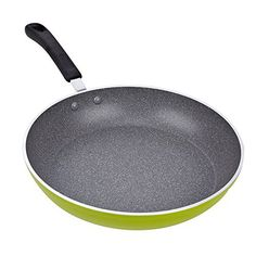 What's in a box, frying pan 12-inch diameter by 2.2-inch Height. Nonstick coating is premier grade quality, cadmium and lead free, durable double coating system. Cookware use thick gauge aluminum material which provide super heat conductive without any hot-spot in bottom, bottom is... more details available at https://www.kitchen-dining.com/blog/cookware/all-pans/product-review-for-cook-n-home-12-inch-frying-pan-with-non-stick-coating-induction-compatible-bottom-large-gr
