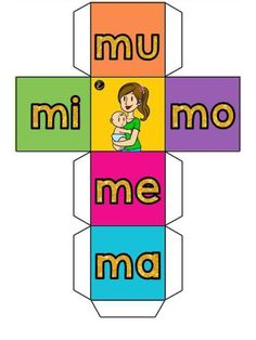 Word Work Activities, Preschool Learning Activities, Alphabet Activities, Bilingual Education, Kids Education, Speech Language Therapy, Speech And Language, Spanish Teaching Resources, Kids Math Worksheets