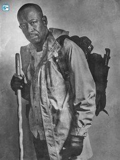 Lennie James as Morgan Jones