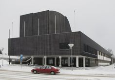 City Hall, Seinäjoki, Finland