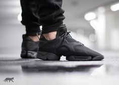 Adidas Y-3 Kohna Core Black. Available now.  http://ift.tt/1OiI4Xq