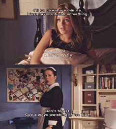 Favorite Things: Gossip Girl Style