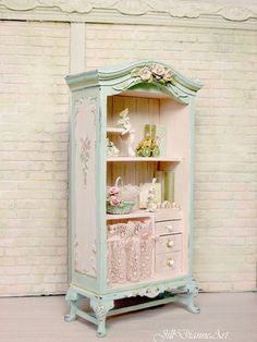 25 Home Decoration Organization and Storage Tips Dream Interiors. This Would Be Perfect for Any Home. The Best of shabby[.] Creative Shabby Chic Bedroom Ideas To Consider For Your Apartment Shabby Chic Mode, Shabby Chic Bedrooms, Shabby Chic Style, Shabby Chic Decor, Repurposed Furniture, Shabby Chic Furniture, Painted Furniture, Painted Armoire, Eclectic Furniture