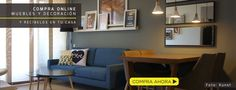 Banner Compra Online muebles y deco