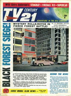 TV Century 21 issue number 33
