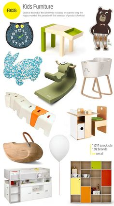 #kids furniture #design #archiproducts