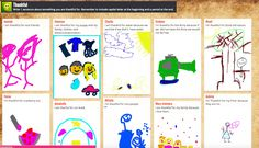 Padlet for Showcasing Student Work