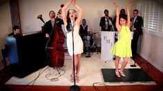 Postmodern Jukebox, Ariana Savalas, and Tap Dancer Sarah Reich Perform a Vintage Cover of Lady Gaga's 'Bad Romance'