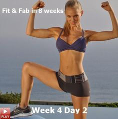 NEW! 60-Day Challenge for Beginners: WEEK FOUR, DAY 2 @Gymra.com / Fixes For Jiggles