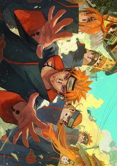 Sasuke, Naruto Uzumaki, Boruto, Pain Naruto, Mangekyou Sharingan, Blue Anime, Naruto Drawings, Naruto Fan Art, Anime Akatsuki